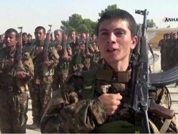 Ofensiva en Siria
