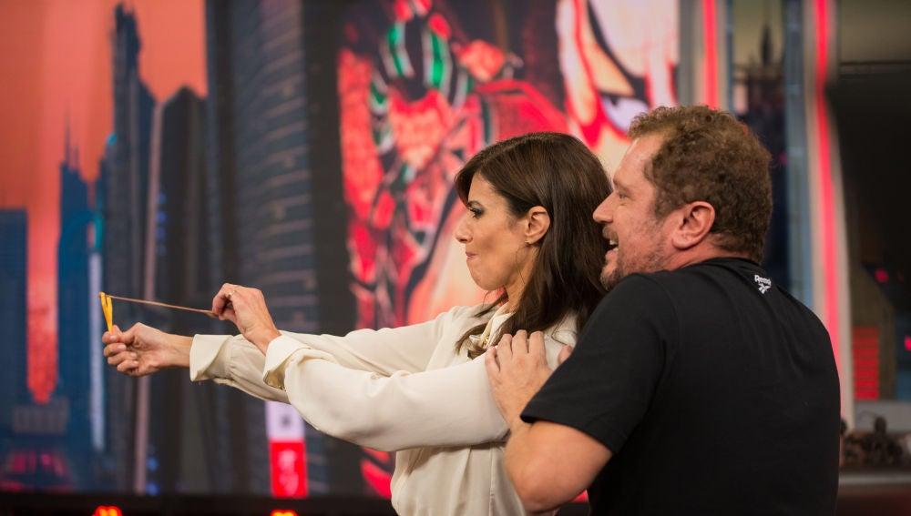 Pablo Motos descubre el delito que comete El Monaguillo durante los rodajes de 'El Hormiguero 3.0'