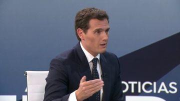 Las 10 frases de Albert Rivera en Antena 3 Noticias