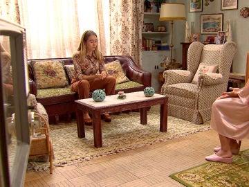 Luisita y Amelia tratan de poner fin a su relación sin reproches