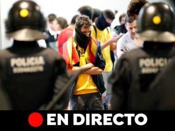Sentencia procés: Última hora de Cataluña en directo