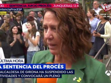 Alcaldesa de Girona.