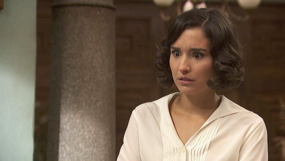 """""""Mi corazón pertenece a Adolfo de los Visos"""", Rosa impone sus sentimientos"""
