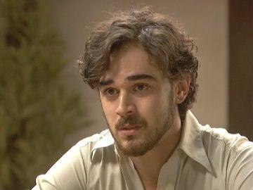 Matías confiesa sus sentimientos hacia Marcela con una nueva mujer