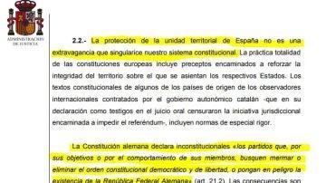 La unidad de España extravagancia ok