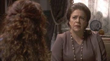 La gran mentira de Isabel de los Visos a Francisca Montenegro