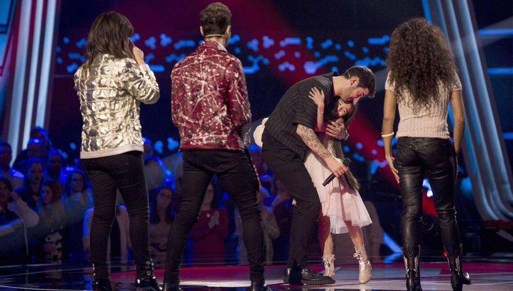 La Voz Kids: el regreso de la ganadora y el estreno flamenco de Melendi en la novena gala de las Audiciones a ciegas