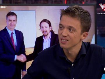 """Íñigo Errejón en 'El Hormiguero 3.0': """"Estas elecciones no son normales, son un bochorno porque no han sido capaces de llegar a un acuerdo"""""""