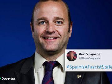 """El responsable de la cantera del Barcelona tacha a España de """"estado fascista"""""""