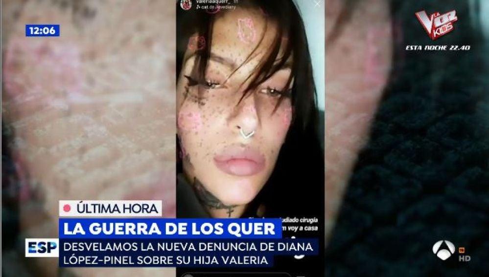 La nueva denuncia de la madre de Diana Quer tras unas inquietantes imágenes de su hija