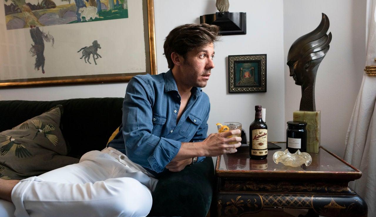 Manuel Ordovás nos recibe en su casa