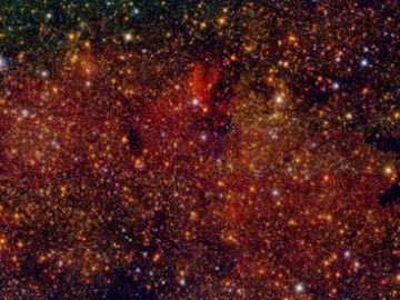 Logran el catalogo de estrellas mas detallado del centro de la Via Lactea