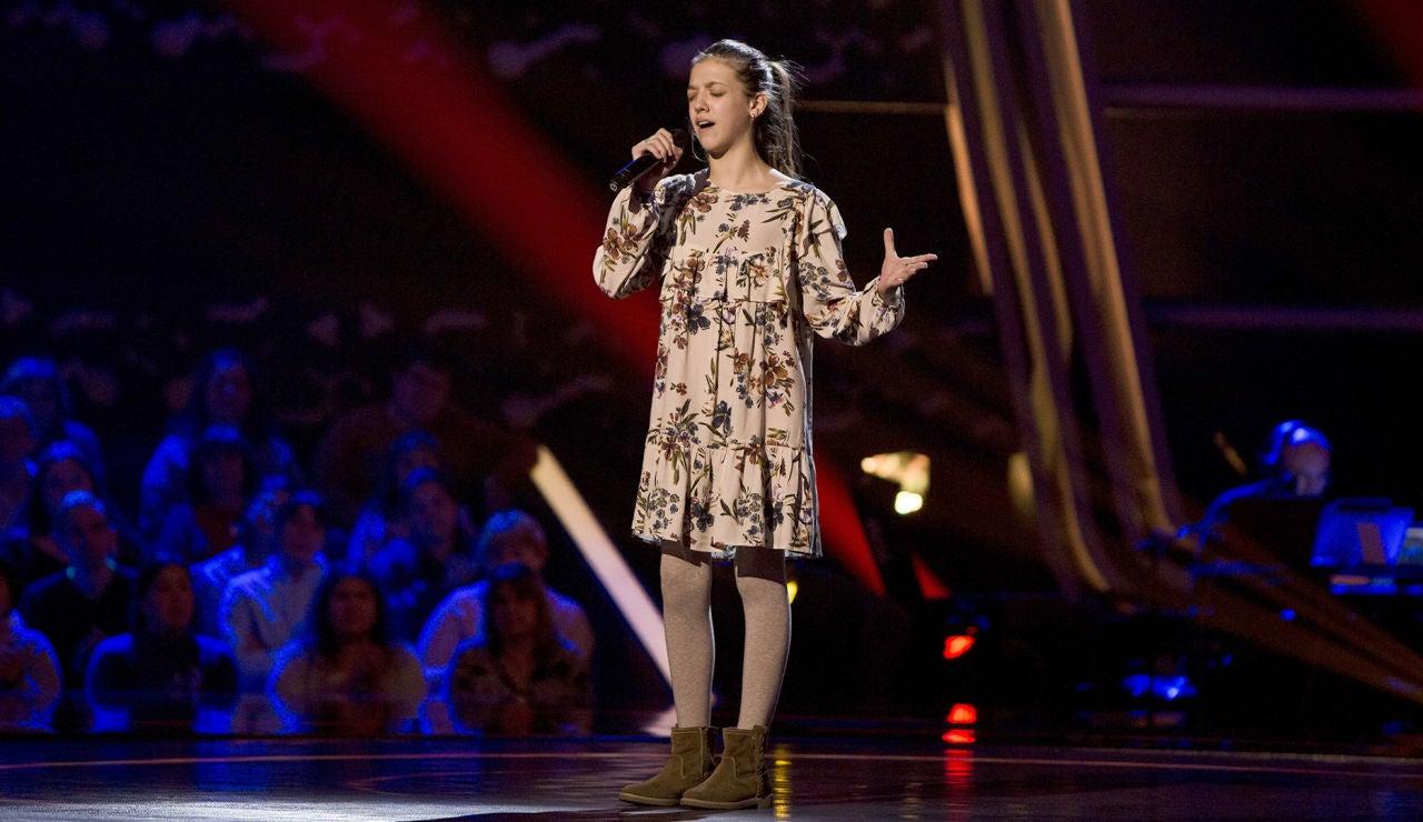 Actuación Patricia García
