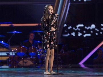 Actuación Daniela Sánchez