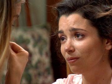 Luisita y Amelia toman la decisión más difícil de sus vidas