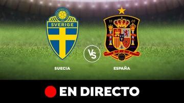 Suecia - España: Resultado del partido de hoy, en directo | Eurocopa 2020
