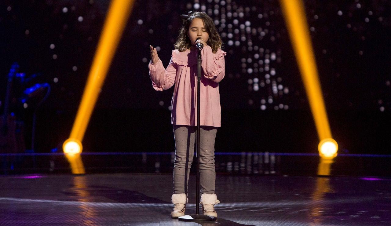 Actuación Saira Suárez