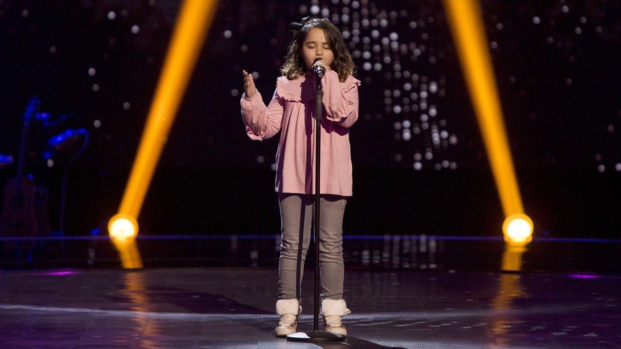 Saira Suárez Canta 'Wrecking Ball' En Las Audiciones A