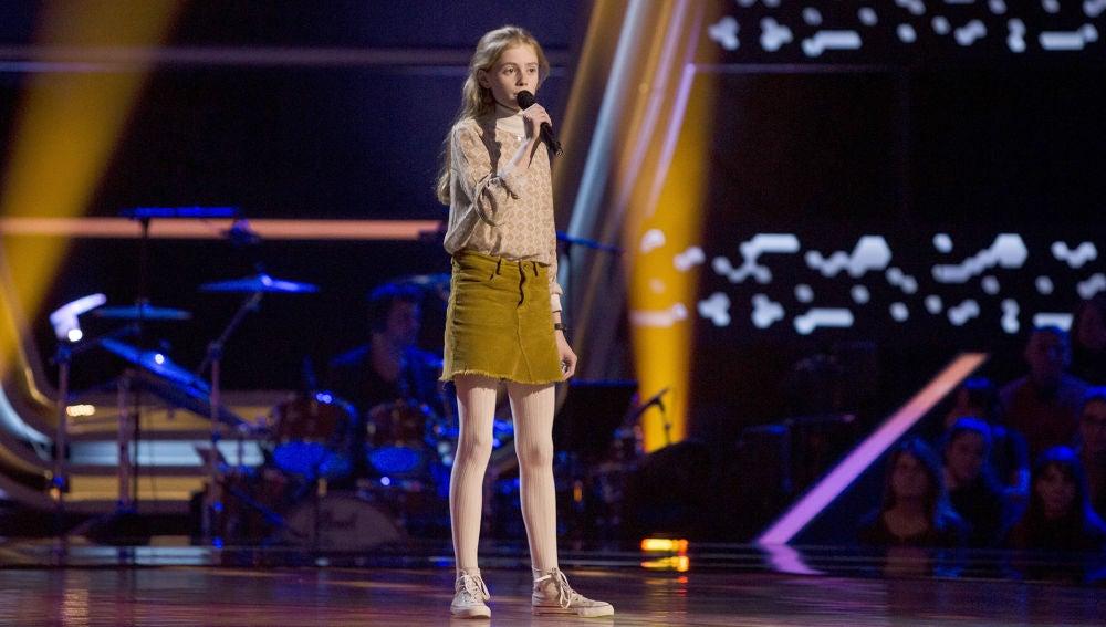 Actuación Olivia Fernández