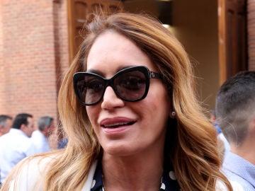 Gema Ruiz en mayo en Las Ventas