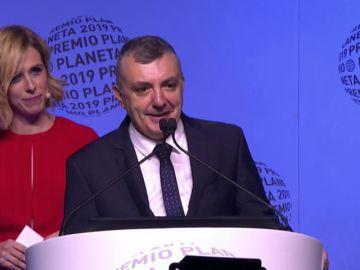 Manuel Vilas, finalista del Premio Planeta 2019