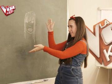 """La descripción de Vanesa Martín según los niños de 'La Voz Kids': """"Es pura poesía lo que escribe"""""""