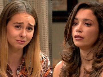 Luisita y Amelia comunican que se separan definitivamente