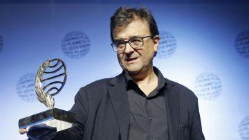 Javier Cercas, ganador del Premio Planeta 2019