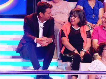 Arturo Valls hace una propuesta de matrimonio en '¡Ahora caigo!'