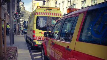 Servicios de emergencias de Madrid
