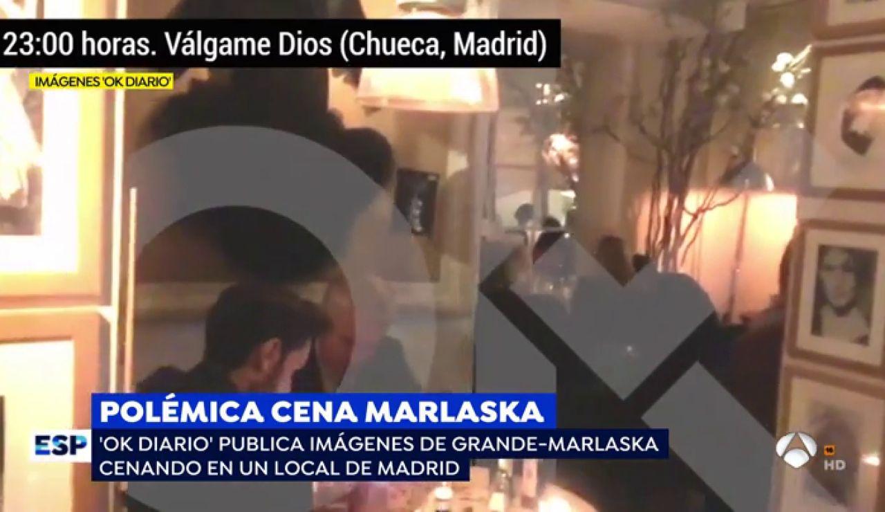 El PP pide la dimisión de Marlaska tras ser 'pillado' cenando en un local de Madrid durante los disturbios de Cataluña