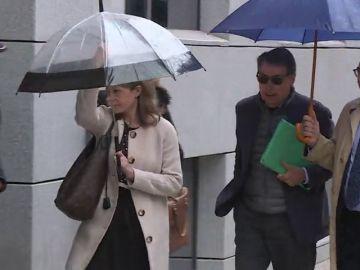 El expresidente de la Comunidad de Madrid Ignacio González declara en la Audiencia Nacional