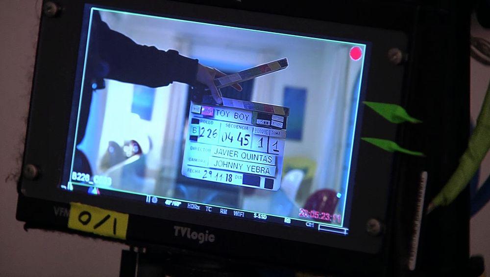 Descubre cómo se grabaron las sorprendentes escenas del cuarto capítulo de 'Toy boy'