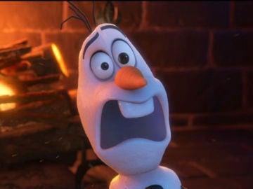 Olaf en 'Frozen'