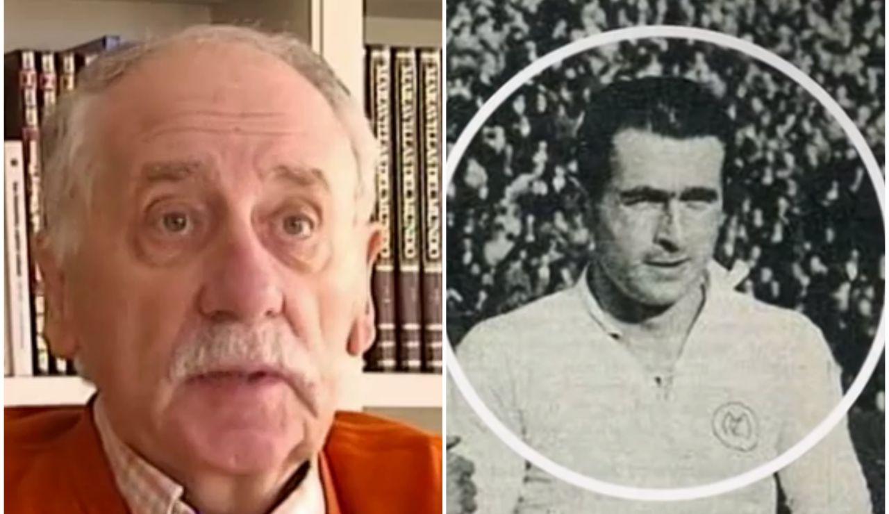 La historia de Marcial Arbiza, de un campo de concentración a jugar en el Real Madrid
