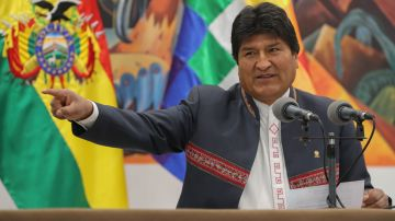 Evo Morales, presidente por cuarta vez en Bolivia