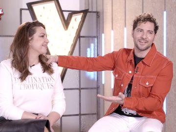 La gran cualidad que comparten David Bisbal y Niña Pastori para enfrentarse a las Batallas en 'La Voz Kids'