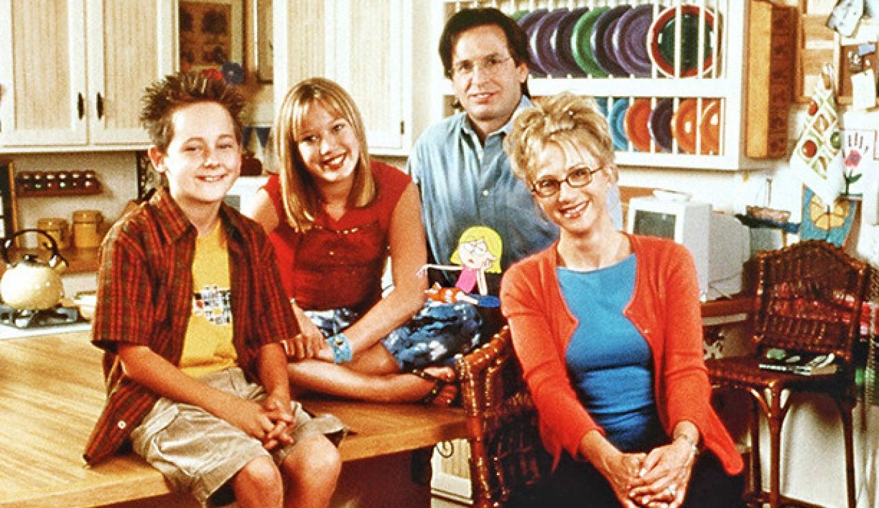 La familia de Lizzie McGuire