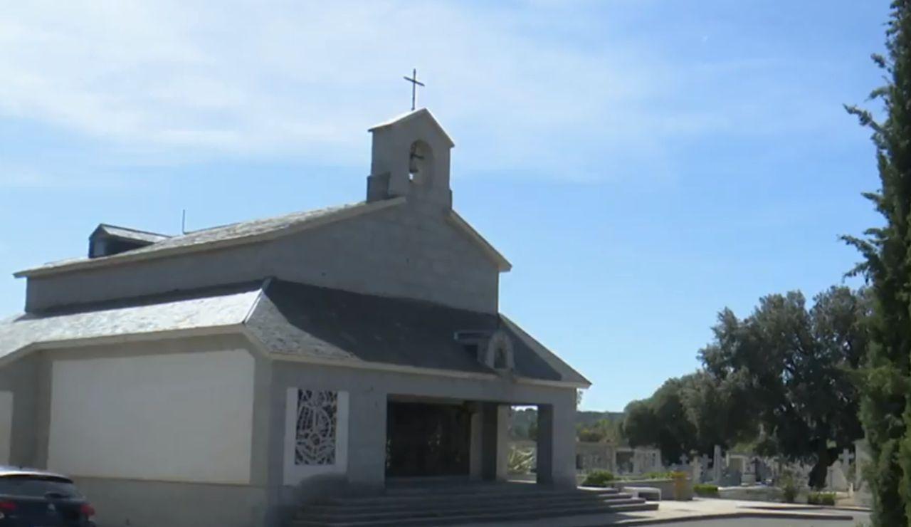 El cementerio Mingorrubio