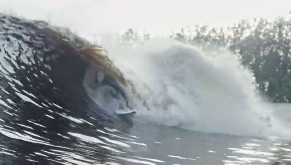 Así es la ola perfecta construida por Kelly Slater para su Surf Ranch