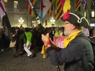Los independentistas se movilizan para llenar Barcelona en protesta por la sentencia del 'procés'