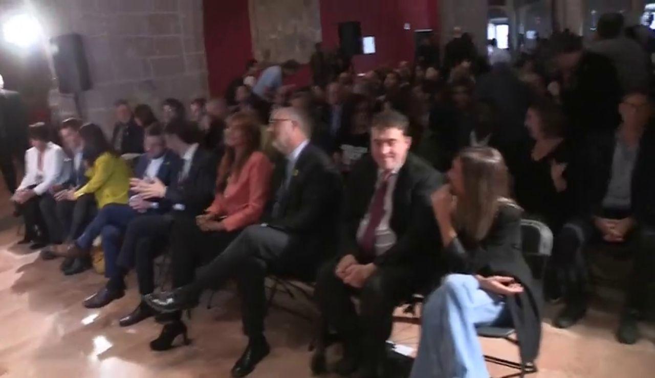 PNV y Compromís no se unen a la declaración de partidos independentistas por la autodeterminación