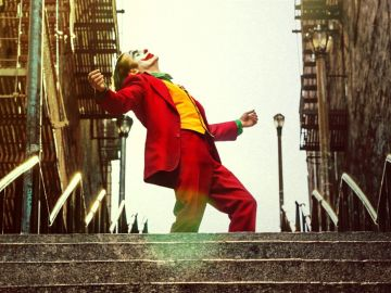 'Joker' de Joaquin Phoenix
