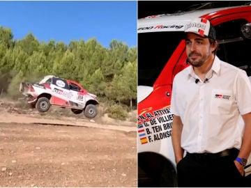 Fernando Alonso y su preparación extrema para el Dakar 2020