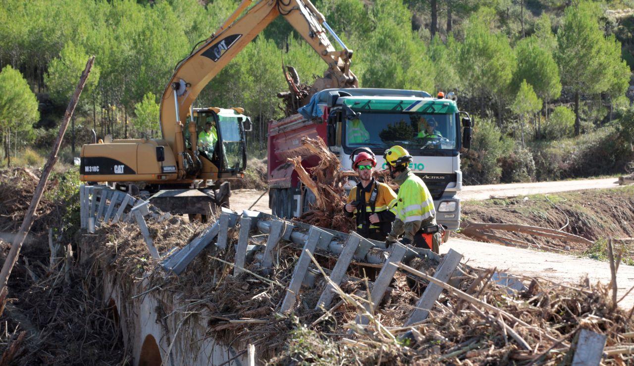 Búsqueda de desaparecidos en Tarragona
