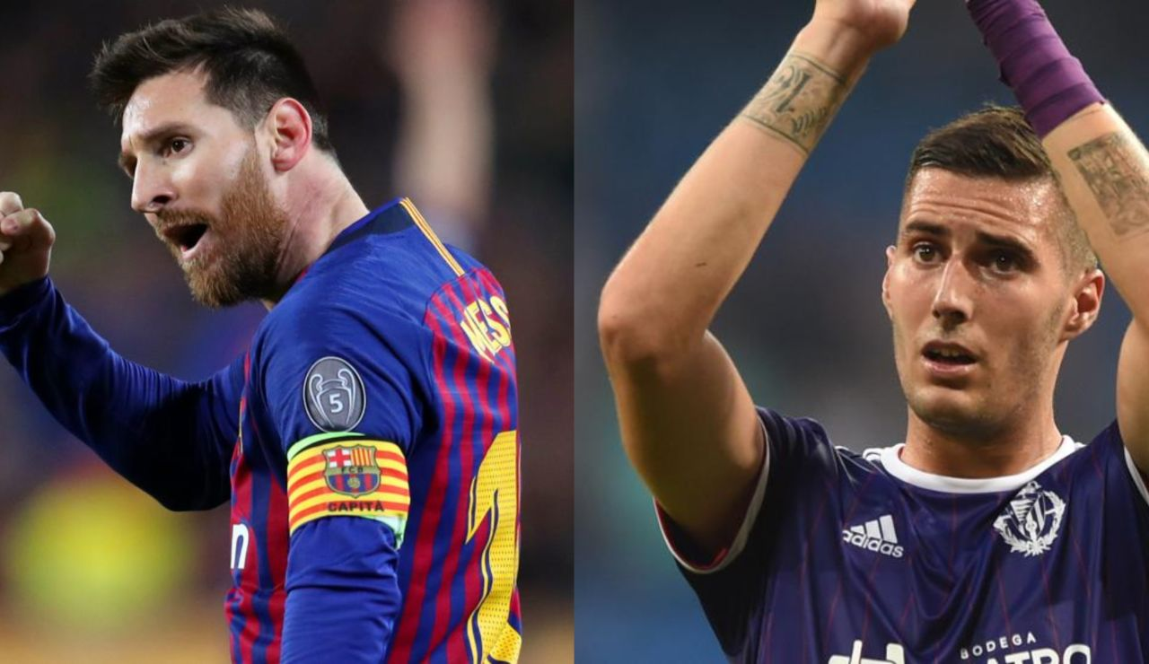 Barcelona - Valladolid: Horario, dónde ver en directo y alineaciones del partido de hoy de la Liga Santander