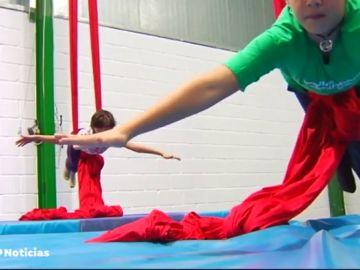 Había una vez, un circo que alegraba siempre el corazón de los niños en León
