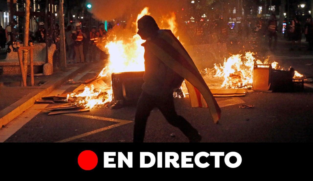 Sentencia procés: Última hora de Cataluña, en directo Tags: