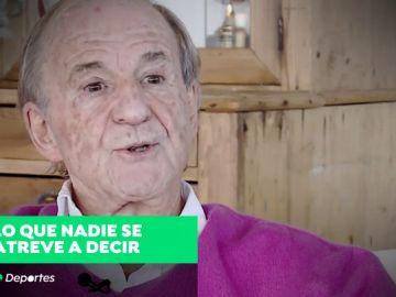 """José María García se justifica: """"Lo que todos pensamos y no nos atrevemos a decir"""""""