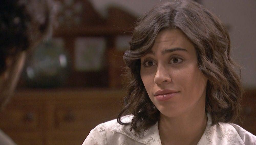 'El secreto de Puente Viejo': Matías, ¿idealizando un futuro junto a Alicia Urrutia?